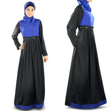 New arrival dubai abaya sale blue black abaya turkey