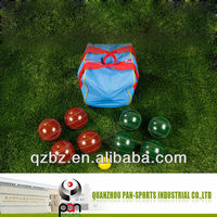 113mm Clear Resin Balls Bocce Ball