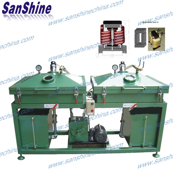 Motor varnish dipping machine