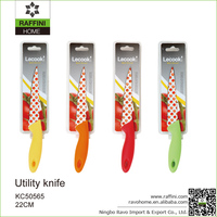 Hot New Products Kitchen Utensil Metal Kitchen Utility Knife