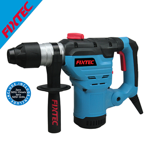 Fixtec Power Tools 1500W 32mm Rotary Hammer Drill