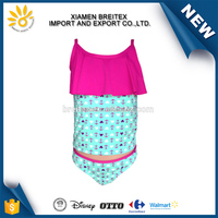Professional OEM High Quality Swimsuit Young Kids Swimsuit for girls