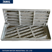 Drainage Channel Galvanized Stainless Steel Grating be made in China