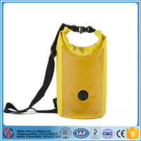 waterproof luggag travel bag for ocean games