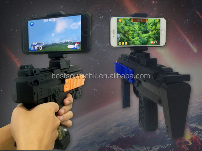 Intelligent AR Smart Game controller reality toy enjoy with mobile phone