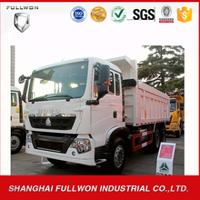 SINOTRUK T5G 6X4 15m3 with MAN engine used dump truck price