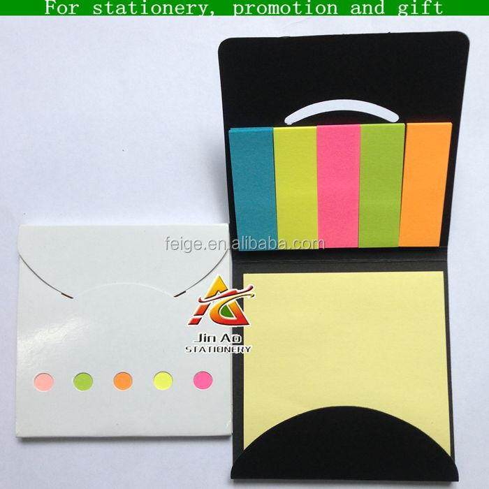 Cheap Colored Memo Pad Stationery
