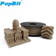 Plastic rods 3d printing filament Wood 1.75mm with free samples