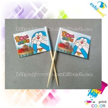 Decorating Party Flag Pick Cupcake Flag Toothpicks