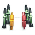 high quality anode bicycle tyre valve stme size