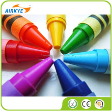 High quality 72 color wax crayon for school kids