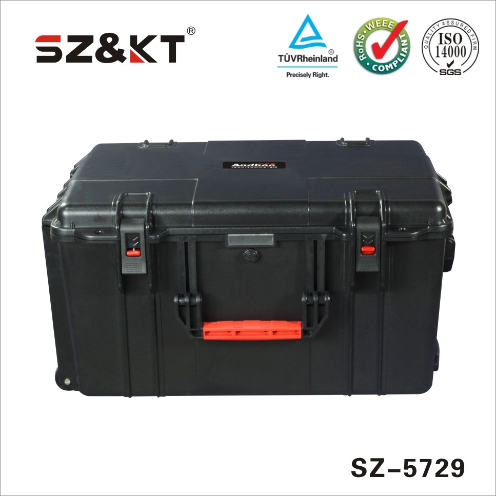 plastic outdoor Heavy duty case
