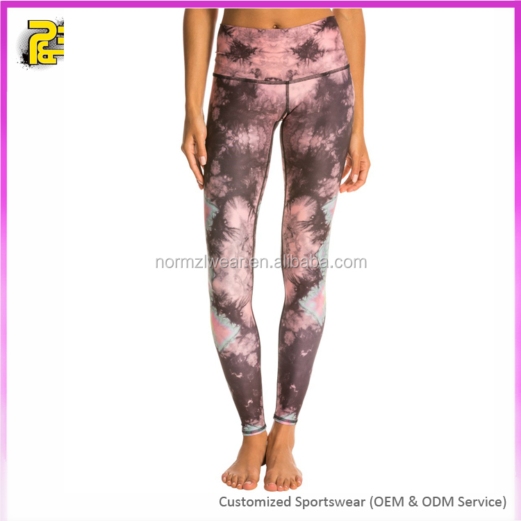 high quality Exercise Sports Leggings Compression Workout Wear women's Quick Dry Fitness Jogger Tights