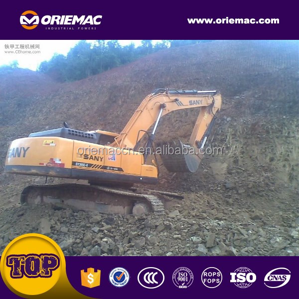 Imported from Japan Excavators Sany SY365C-8 Excavator Mini