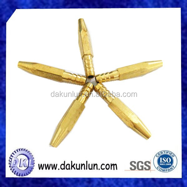China Cheap Different Size Brass Gas cutting Nozzle