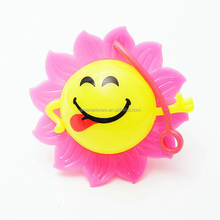 wholesale new fashion No legs sunny flower ball light up yoyo puffer ball