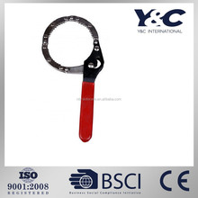 metal oil filter wrench/round type oil filter wrench