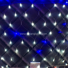 China suppliers holiday time 96 LED Christmas decoration net lights