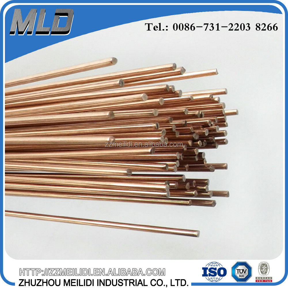 Welding Rod For Tungsten Carbide Brazing