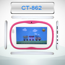 Hot selling lovely 7 inch kids tablets Dual-core Kids Tablet
