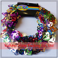 50th Birthday Party Hanging Decoration Foil Wire Garland
