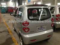 fashional mini 4 door electric car for elder/family
