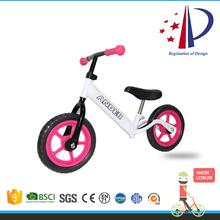 2016 ANDER 12 inch baby bike without pedal balance bike bicycle kid push bike