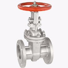 Casting Flange Type Manual Stainless Steel Flexible Wedge Type Gate Valve