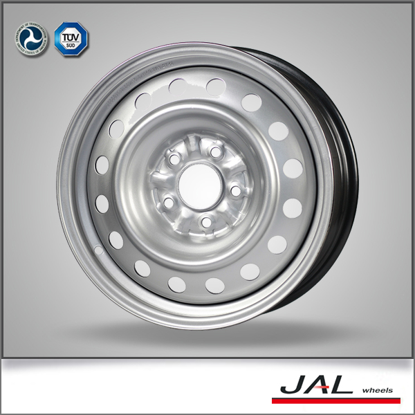 "wholesale price widely used custom steel wheel blanks 16"" car rims"