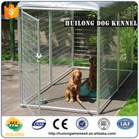 2016 new Low Price Or Galvanized Comfortable Kennels For Dogs Steel ISO certificte
