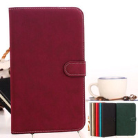 8 inch tablet case leather cover for samsung galaxy tab 3 8.0 2014