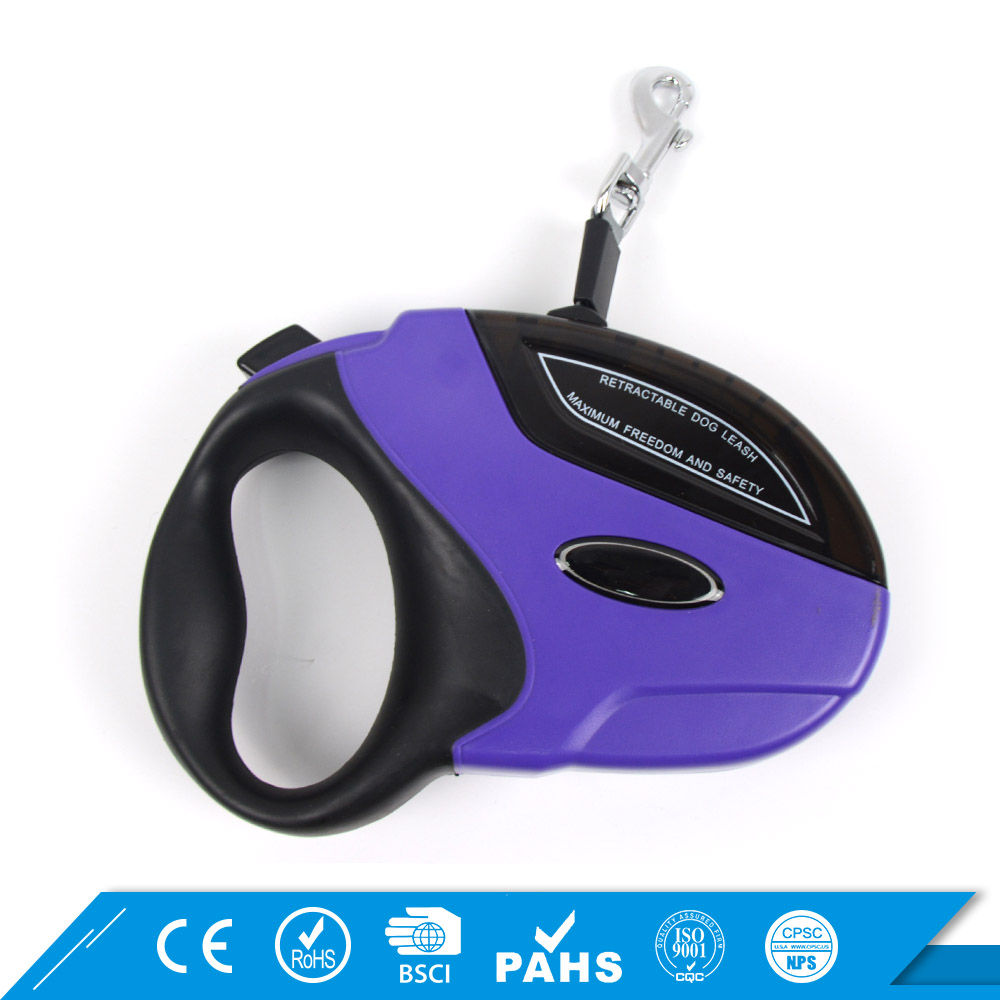 Custom Strong Leads Retractable Dog Leash for Small Animals