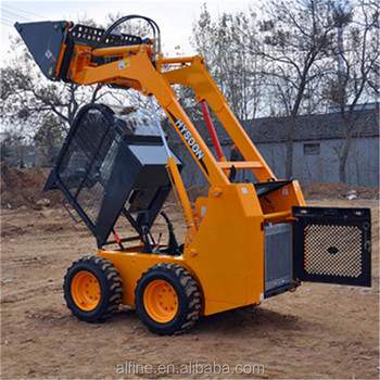 Made in china reliable quality cheap skid steer