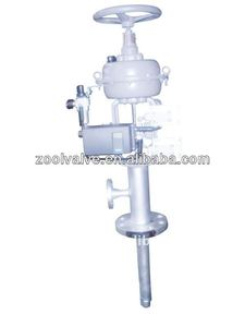 802DS Diaphragm Actuator Desuperheat Angle Valve