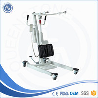 Healthcare supply moving device patient lift for patient use