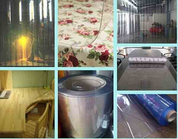 clear pvc sheet plastic pvc sheet rolls soft pvc transparent sheet Protects from dust