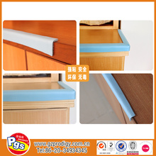 wall edge corner protection,protective rubber edge,glass table edge protector