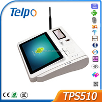 Telepower TPS510 POS Terminal with Sam Slot for Retail Tablet PC Software Download Android 4.2 OS