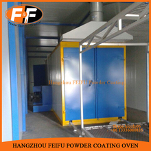 Powder Coat Electric Curing Oven