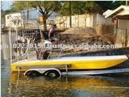 AIRBOAT Fibreglass Leisure Boat