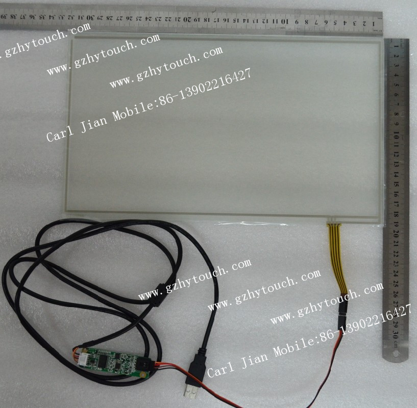 for Beauty Machine operation 4 wire resistive touch control panel