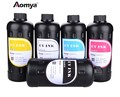 1000ml factory supply UV ink for Epson DX5 head for Large format printer