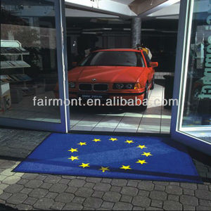 Garage Floor Mats For Cars, Logo Mat,