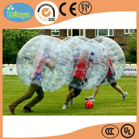 Hot sale cheap price bubble football sports equipment