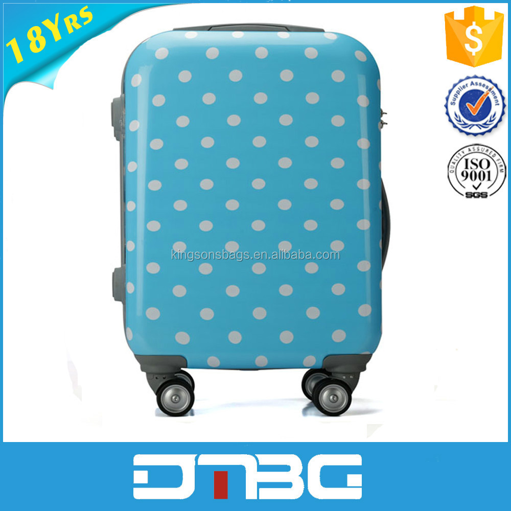 New Arrival Kids Trolley Case Trolley Bag Wholesale