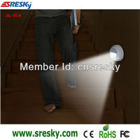 Hot sale mini indoor high quality led round led flat panel wall light