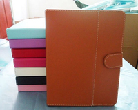 7 9 10 Inch Lichee Pattern Universal Leather Case Cover Stand for Tablet