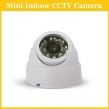 "1/3"" Sony Ccd 700Tvl Hd Cctv Dome Indoor Old Security Cameras Support 960H DVR"