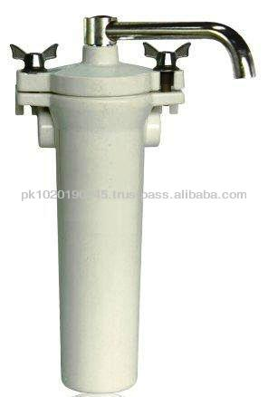 Aluminum Water Filter