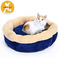 Best selling Extra Plush dog donut bed
